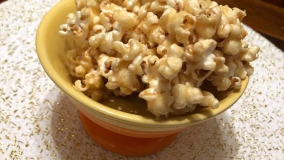 Photo of Vegan Caramel Popcorn by Apron Appeal
