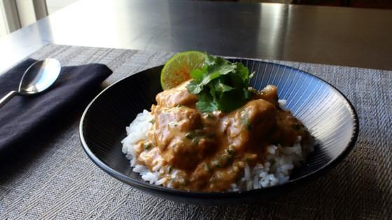 Creamy Cashew Chicken Curry Recipe