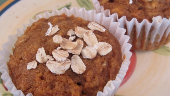 Photo of Carrot Sweet Potato Muffins by Sarah C