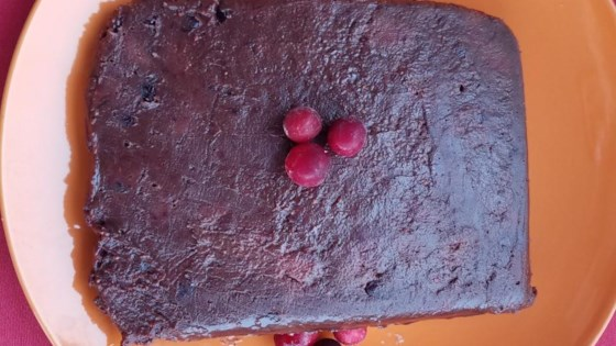 Photo of Cranberry Fudge by Cathy