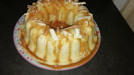 Photo of Microwave Cake by Mary J.