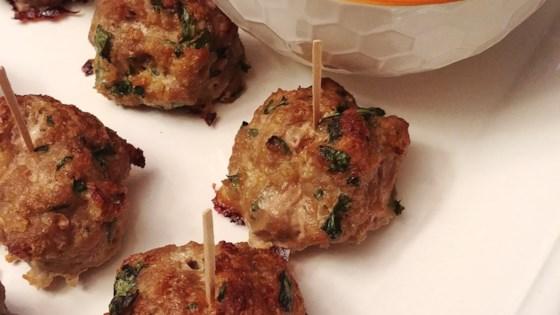 Photo of Asian Turkey Meatballs by Reesa's Fab Kitchen online