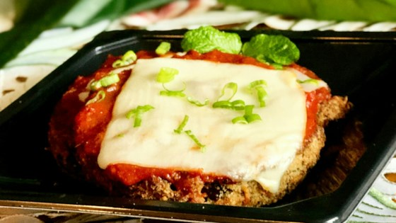 Photo of Air Fryer Eggplant Parmesan by Yoly