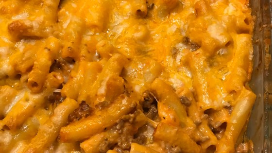 Photo of Cheater Baked Ziti by Chevy O'Bryant Brodersen