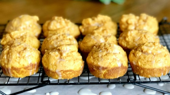 Photo of Easy Pancake Mix Muffins with Pumpkin and Ginger by BONNIESAUER