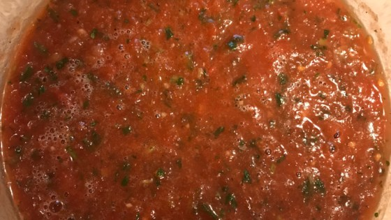 Photo of Simple Texas Salsa by Susan