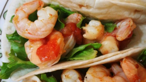Photo of Spicy Shrimp Tacos by Mission Foods