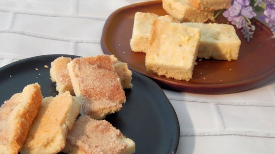 Photo of Shortbread Sugar Cookie Bars  by southrncomfrt33