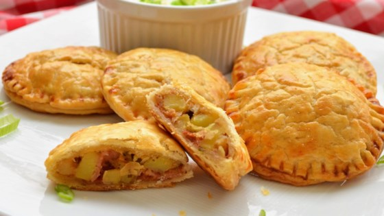 Photo of Loaded Potato Mini Hand Pies by Kim's Cooking Now