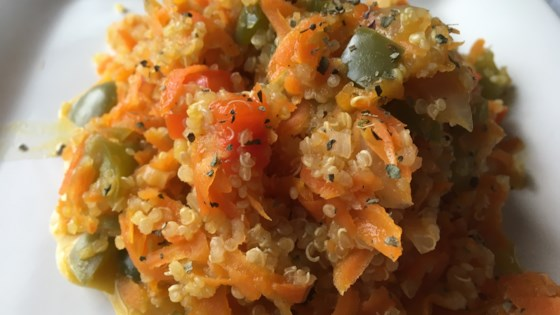 Photo of Carrot Quinoa by rachimama21