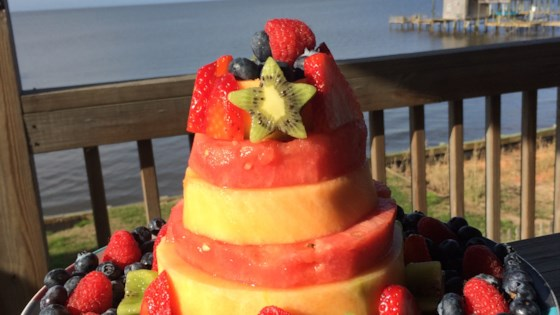 100 fruit cake review by ladybug