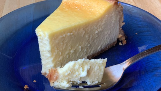 New York Cheesecake III Recipe