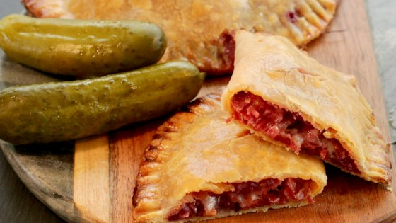Photo of Red Reuben Hand Pies by lutzflcat