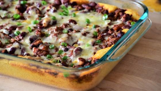 Photo of Easy Chili Cornbread Bake by Valerie Brunmeier