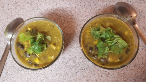 Photo of Poblano Chile Pepper Soup by MARBALET