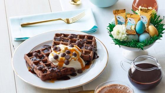Photo of Ghirardelli Chocolate Waffles by Ghirardelli