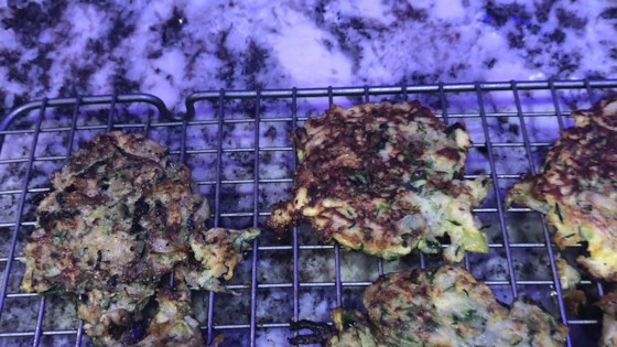 Photo of Low Carb Zucchini Pancakes by Melissa