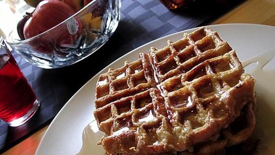 Photo of Cinnamon and Sugar French Waffle Toast by tajimahal