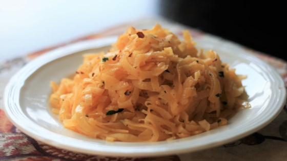 Photo of Rutabaga Noodles with Sage Butter by France C