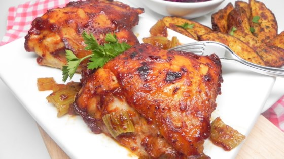 instant pot r bbq chicken thighs review by pdb