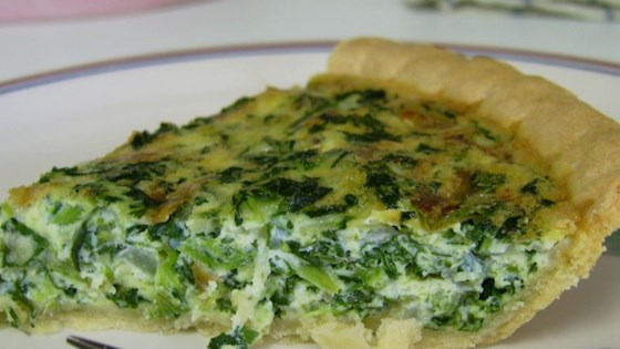 Photo of Spinach Quiche with Kid Appeal by SILLYJILLY