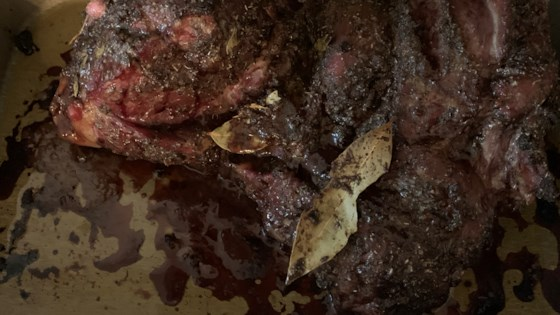 Photo of Awesome Herb Roast Leg of Lamb by danhubin