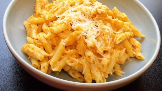 Photo of Pumpkin Pasta by ConnorsMom