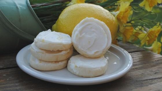 Photo of Lemon Meltaways by Susan Lewis