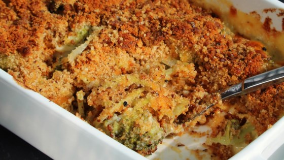 Photo of Broccoli Crumble by Buckwheat Queen
