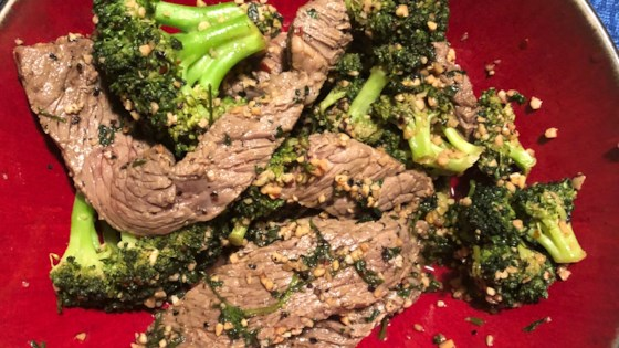 Photo of Thai Beef with Garlic and Black Pepper by Bill