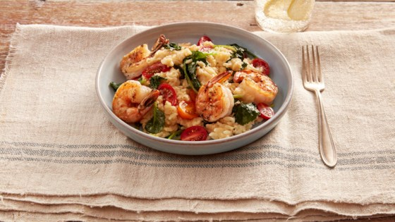 Photo of Garlic Shrimp Risotto by Knorr
