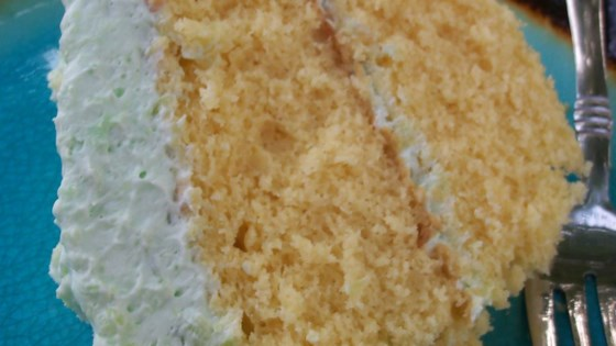 Photo of Green Cake by Cheryl