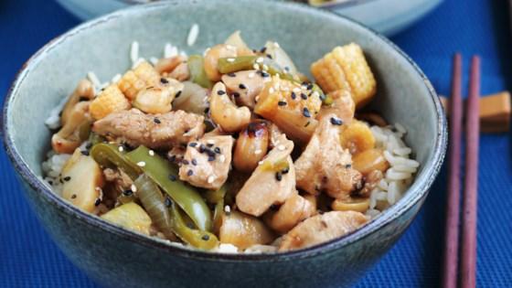 Photo of Instant Pot® Cashew Chicken  by Buckwheat Queen