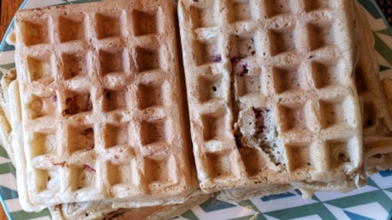 Photo of Sourdough Waffles  by Tanaquil