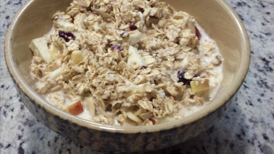 Photo of Bircher Muesli (Swiss Oatmeal) by Palpatine66