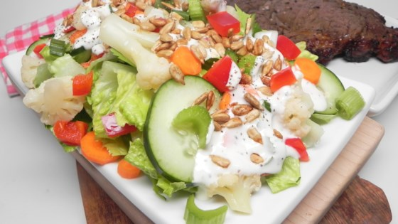 Photo of Whole Plant Chopped Salad by FoodRight's Youth Chef Academy