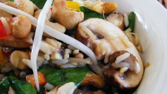 Photo of Eastern Rice Salad by Teri