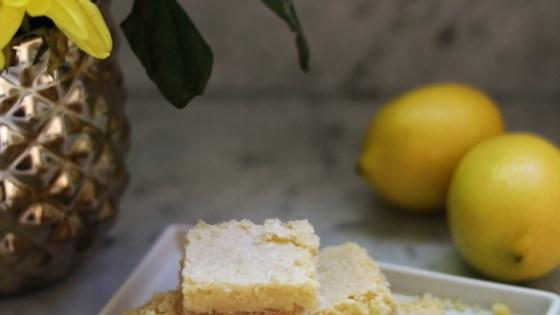Photo of Keto Lemon Bars  by forrestmid