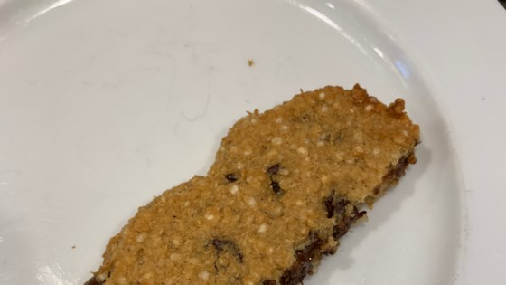 Photo of Healthified Chocolate Chip Quinoa Bars by Chrystal Garrison