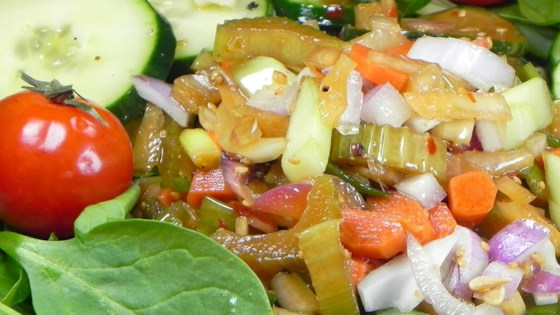 Photo of Pickled Veggie Salad by JARRIE