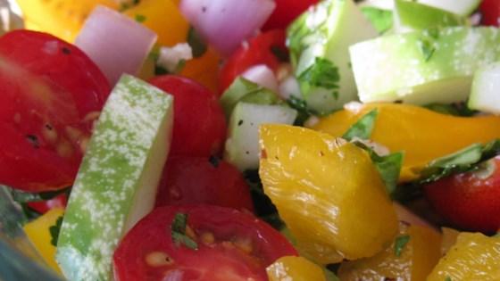Photo of Fresh Tomato Salad by KAREN614