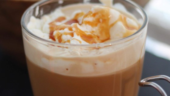 Photo of Homemade Caramel Latte by LROwen