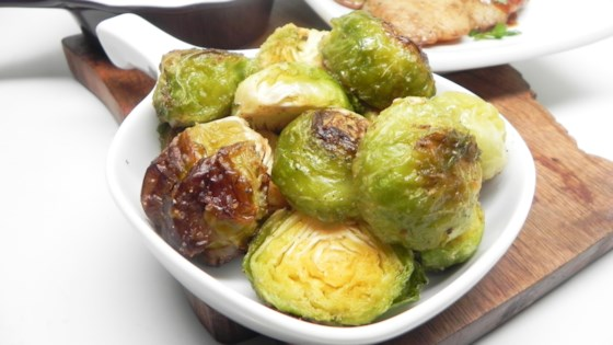Photo of Soft and Tender Brussels Sprouts by FrackFamily5 CA—>CT