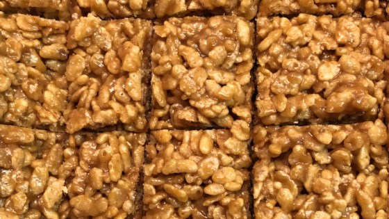 Photo of Peanut Butter No-Bakes by Rosina