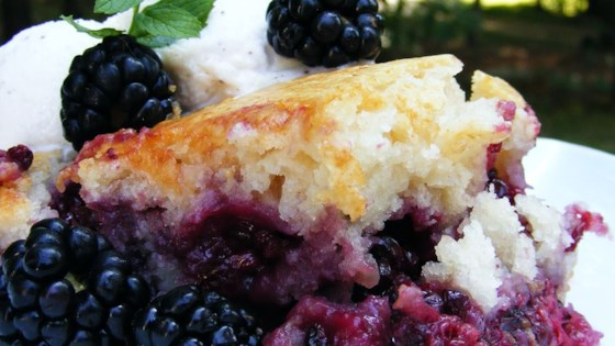 Photo of Baron's Blackberry Cobbler by Baron