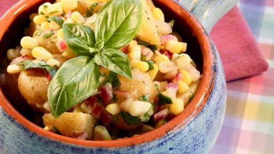 Photo of Corn & Potato Salad by suesee3
