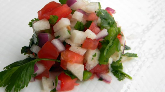mikis jicama pico de gallo salsa review by arizonasister