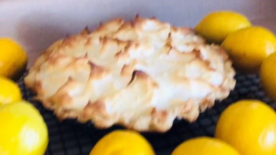 Photo of Agave-Sweetened Lemon Meringue Pie by Carla
