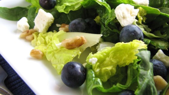 Photo of Blueberry Walnut Salad by MARASADIE