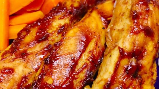 Baked bbq chicken tenderloin recipes